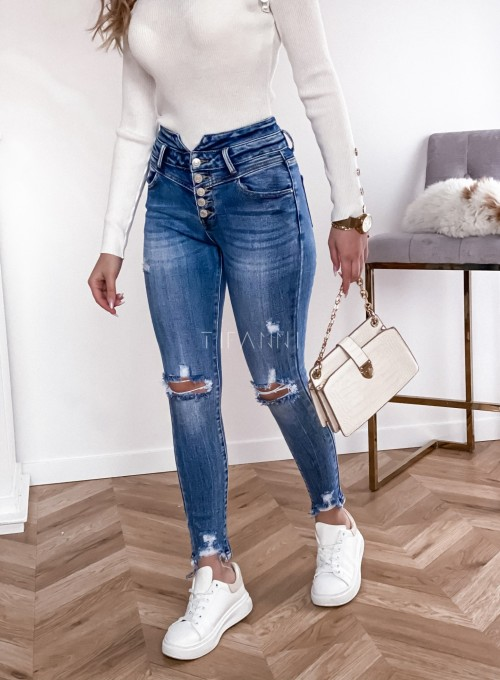 Spodnie jeansowe Zuzi 6