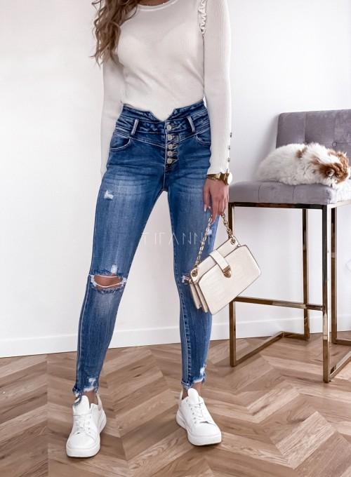 Spodnie jeansowe Zuzi 2