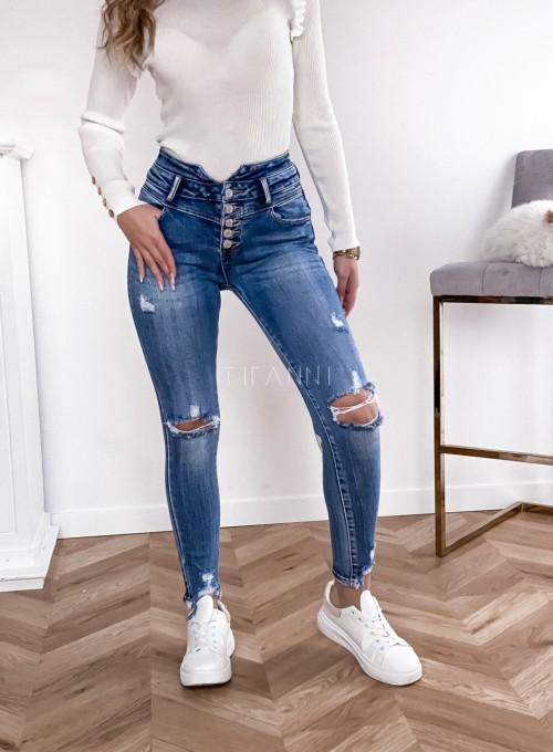 Spodnie jeansowe Zuzi 7