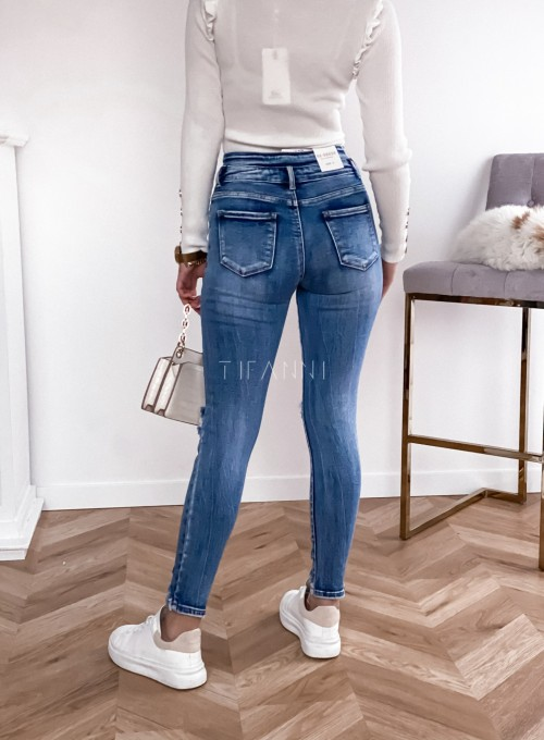 Spodnie jeansowe Zuzi 4