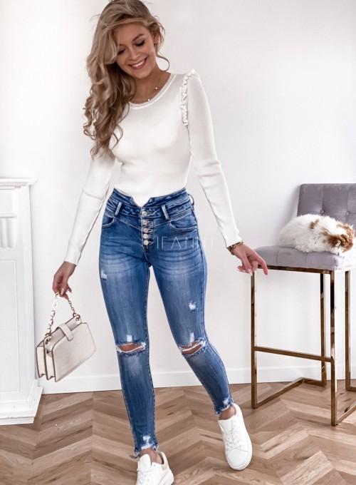 Spodnie jeansowe Zuzi 3