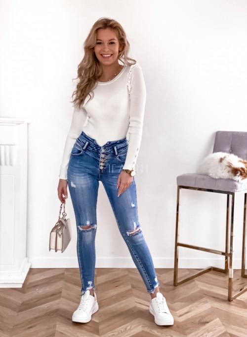 Spodnie jeansowe Zuzi 8