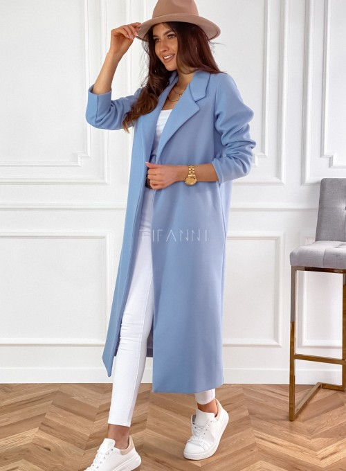 Płaszcz Ernesta w kolorze blue 4