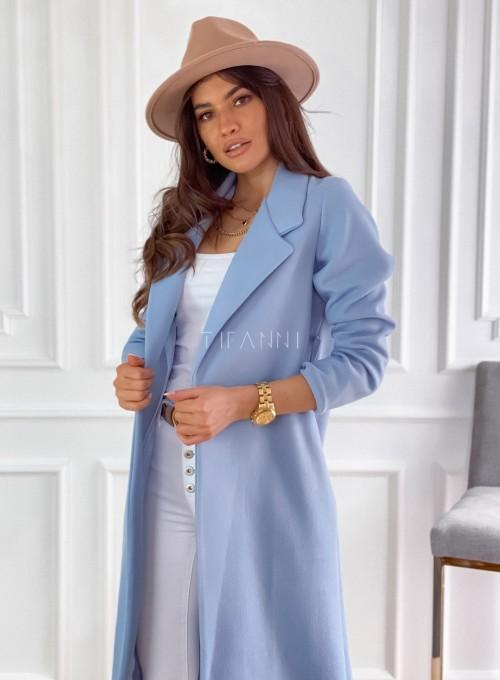 Płaszcz Ernesta w kolorze blue 3