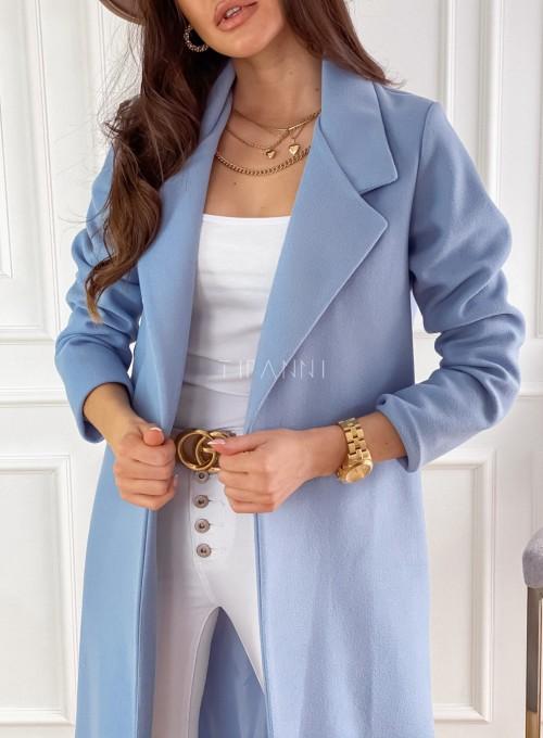 Płaszcz Ernesta w kolorze blue 1