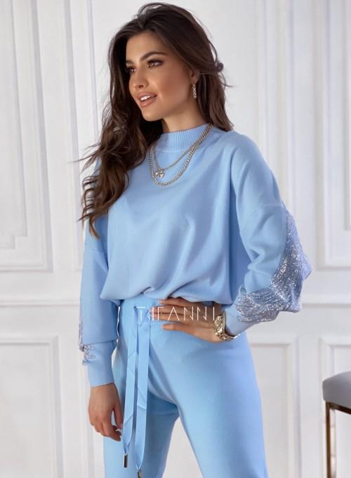 Bluza Wings blue 2