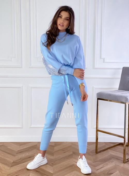 Bluza Wings blue 4