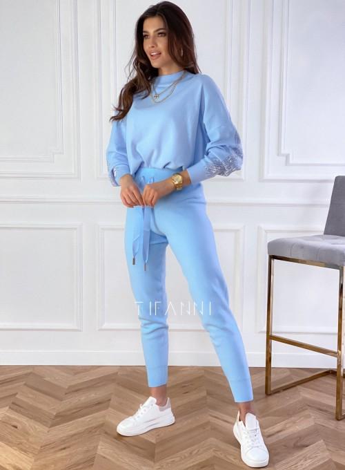 Bluza Wings blue 5