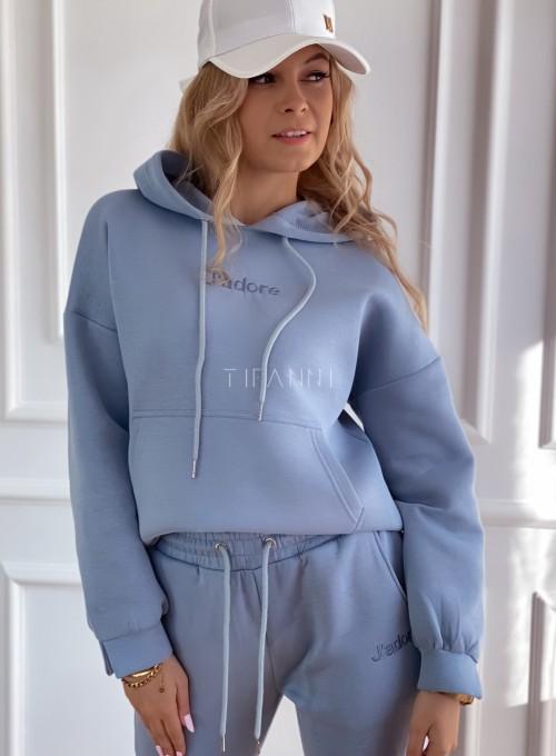 Dres Jadore blue 4