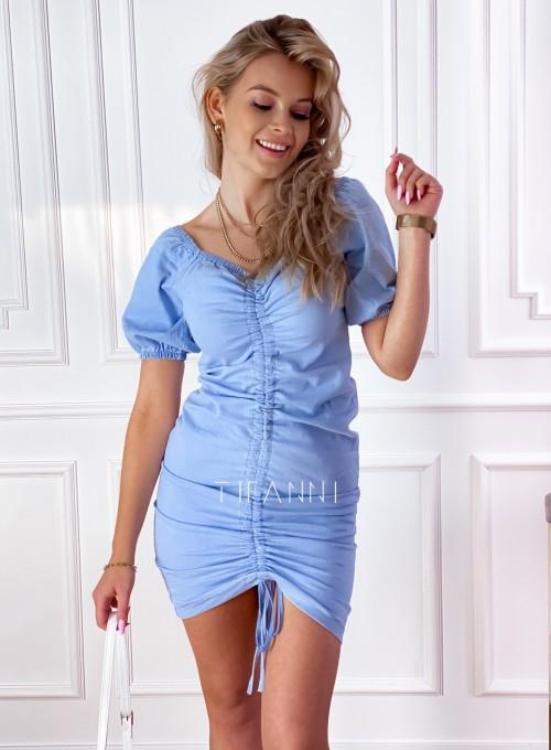 Sukienka jeansowa Semi