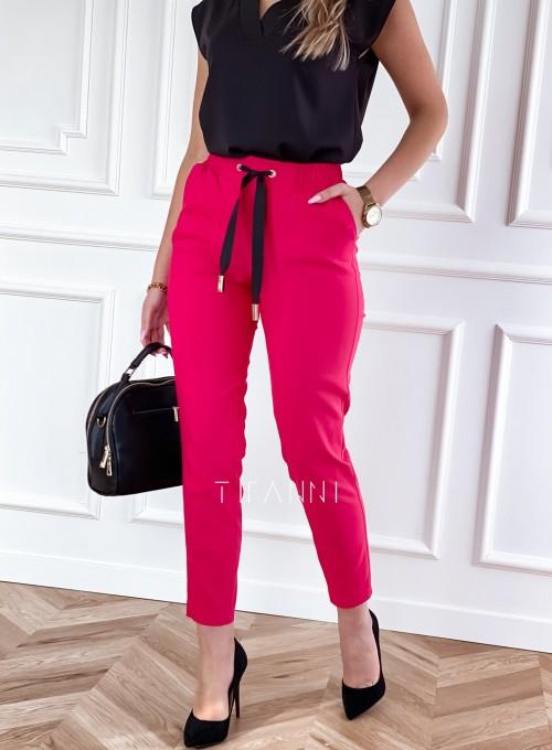 spodnie-lavia fuksja 4