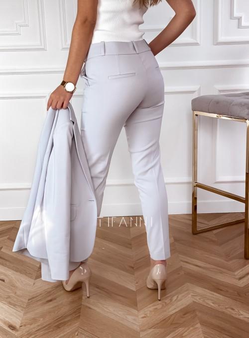 Spodnie Bonni popiel 2