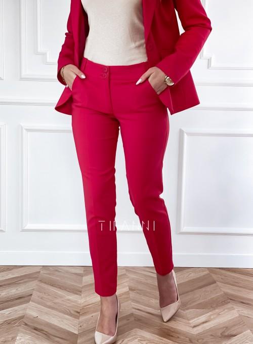Spodnie Bonni fuksja 3