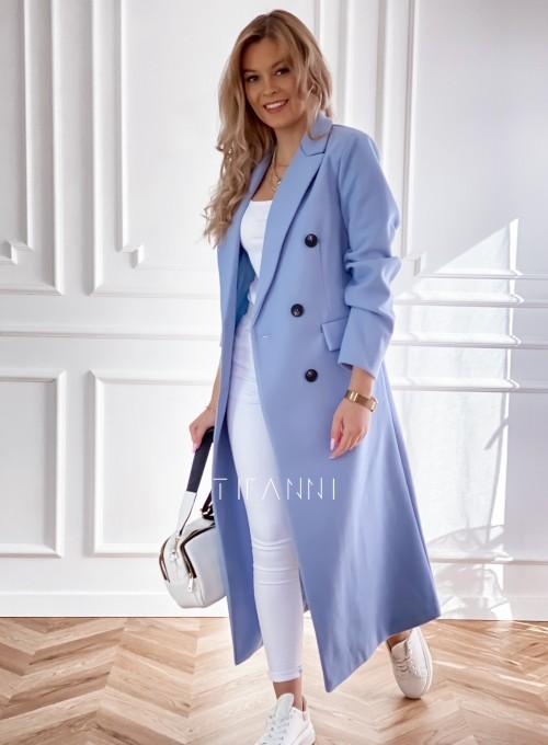 Płaszcz Lari w kolorze blue 2