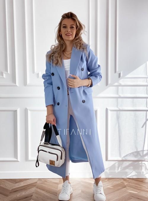 Płaszcz Lari w kolorze blue 3