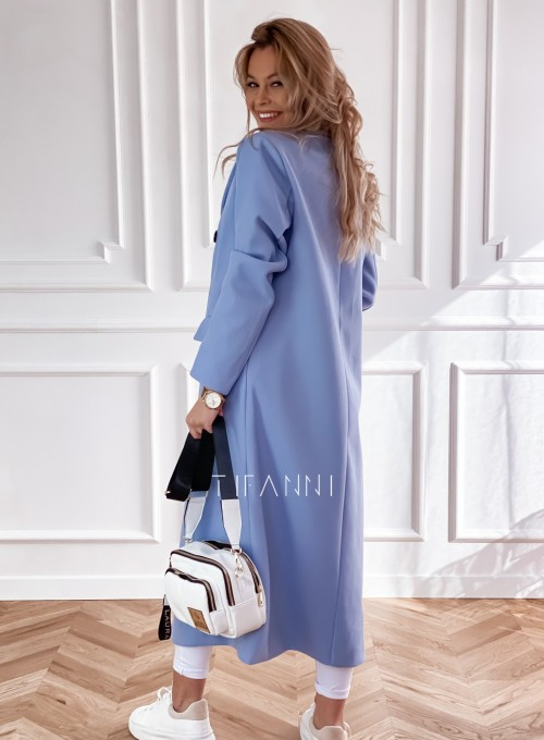 Płaszcz Lari w kolorze blue 5
