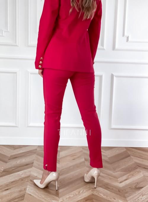 Spodnie Livardi fuksja 3