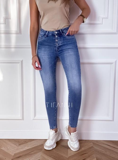 Spodnie jeansowe Papi