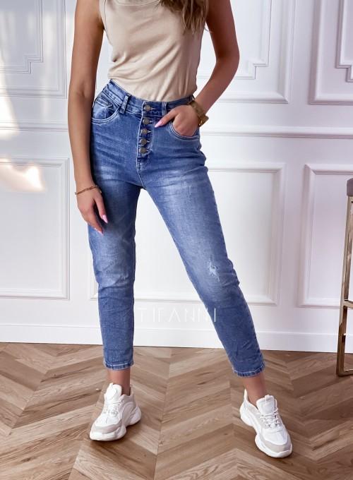 Spodnie jeansowe Mom Fit Verra 2