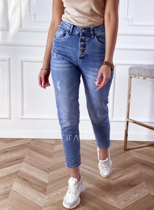 Spodnie jeansowe Mom Fit Verra 3