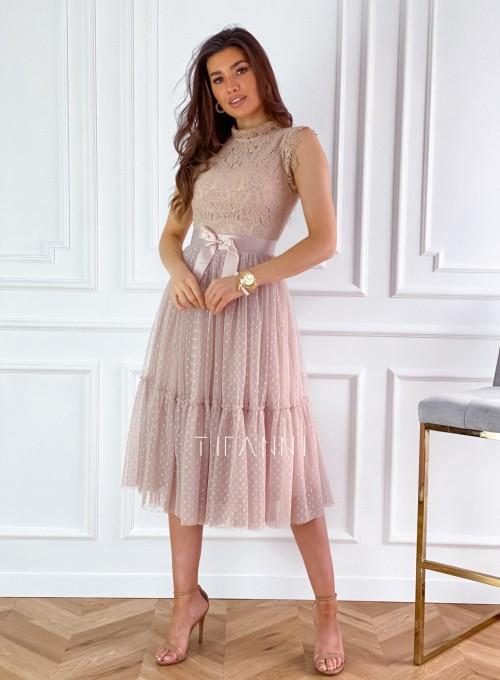 Sukienka koronkowa Steffi