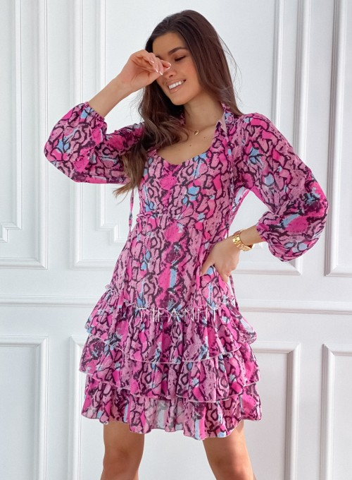 Sukienka z falbankami Verona 5
