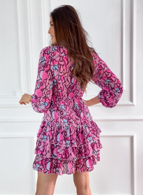 Sukienka z falbankami Verona 7