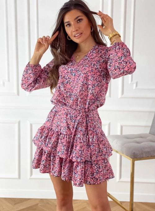 Sukienka Libra łączka