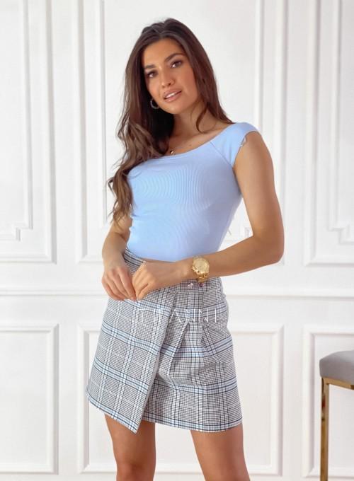 Bluzka Top Naomi błękitny 5