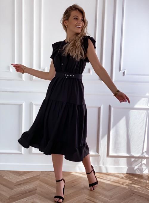 Sukienka Zaxi czarna