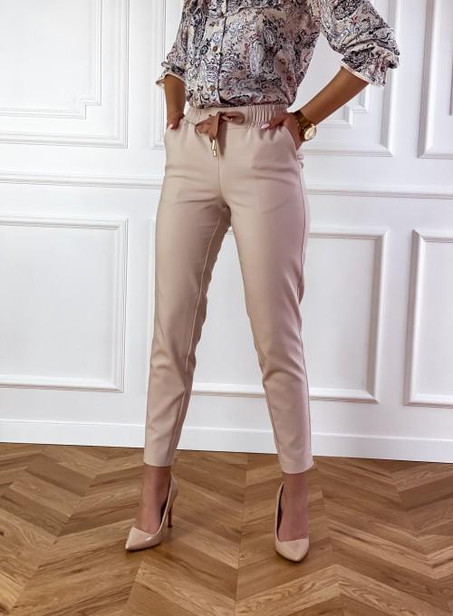 Spodnie Lavia beżowe