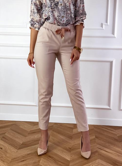 Spodnie Lavia beżowe 3