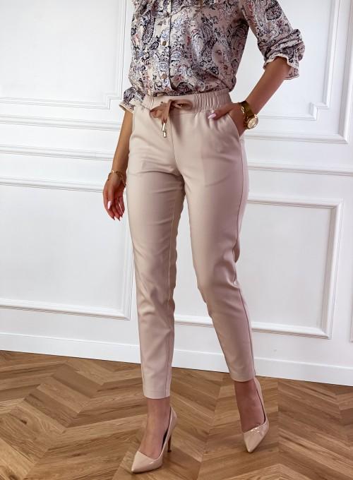 Spodnie Lavia beżowe 4