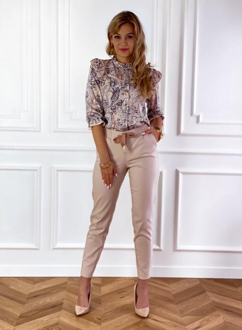 Spodnie Lavia beżowe 2