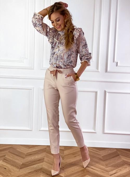 Spodnie Lavia beżowe 5
