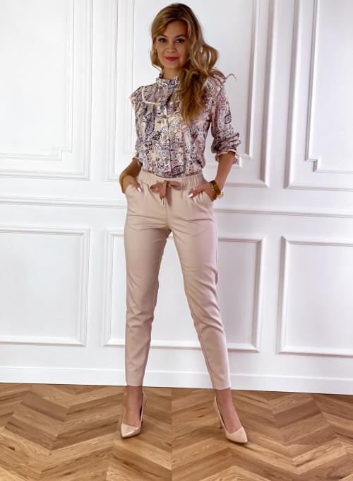 Spodnie Lavia beżowe 6