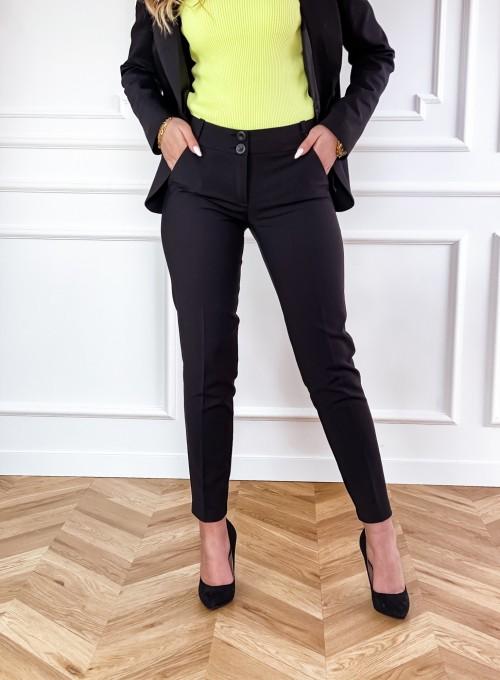Spodnie Bonni czarne