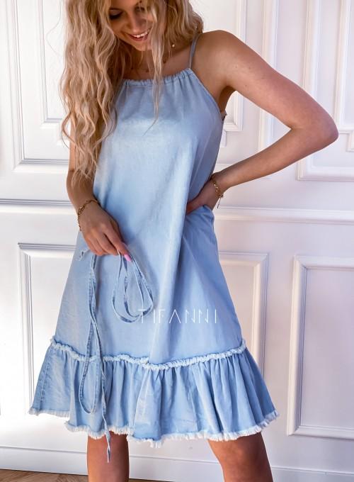 Sukienka jeansowa Margi 1