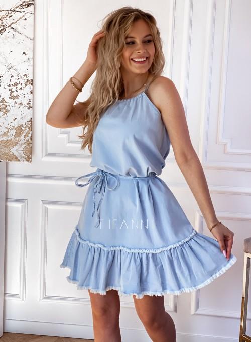 Sukienka jeansowa Margi 2