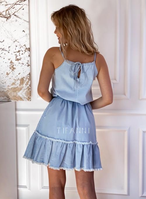 Sukienka jeansowa Margi 3