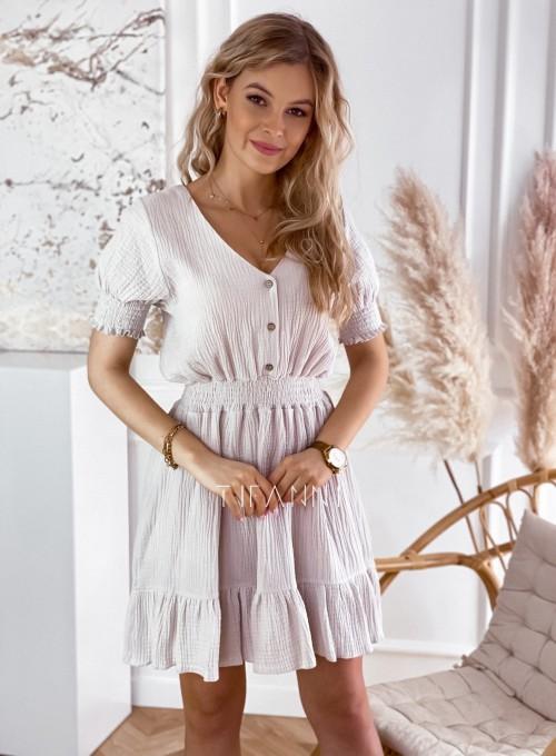 Bawełniana sukienka Nola 2