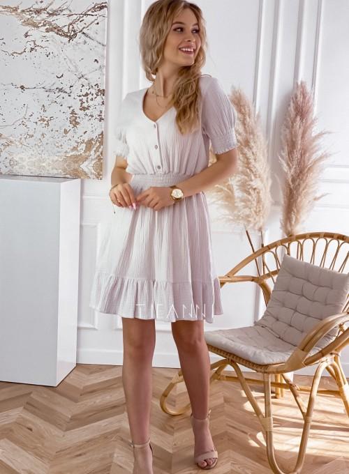 Bawełniana sukienka Nola 3