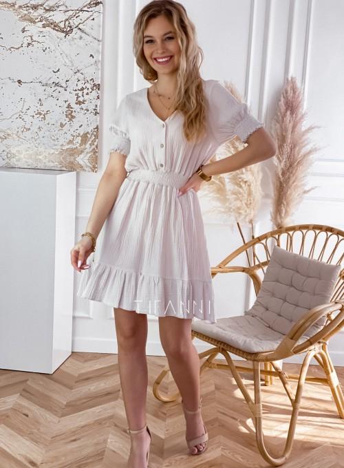 Bawełniana sukienka Nola 7