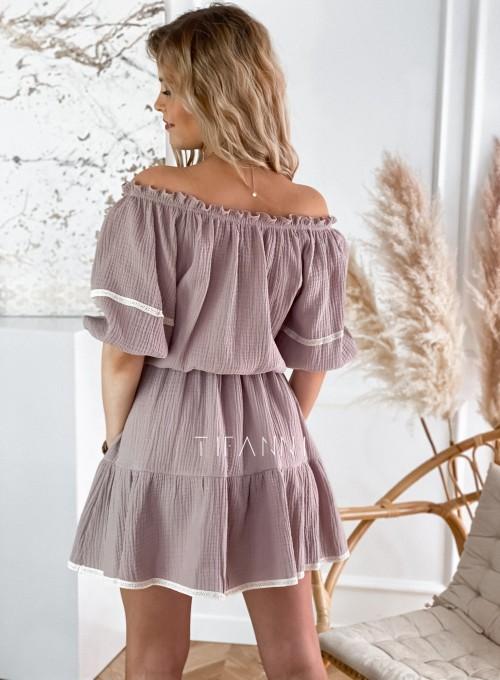 Bawełniana sukienka hiszpanka Linds 2