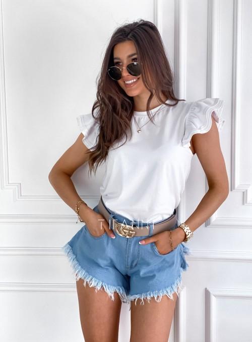 T-shirt Margot white