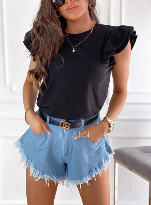 T-shirt Margot black 1