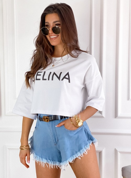 T-shirt Celina white 4