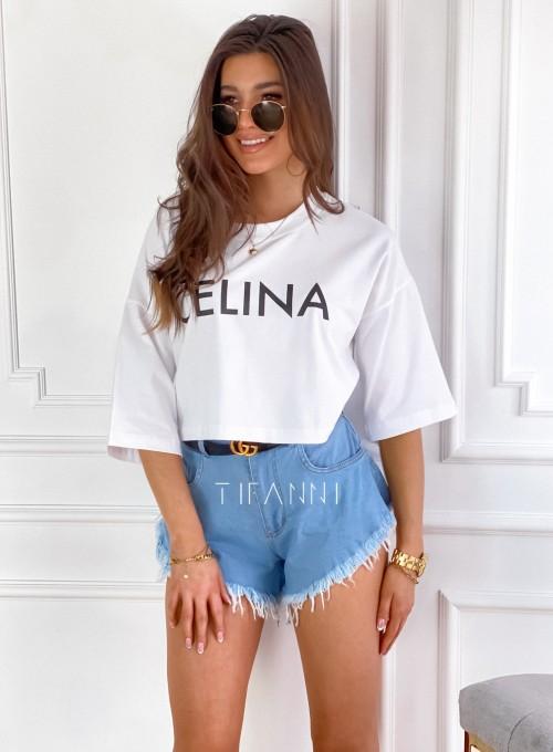 T-shirt Celina white 5