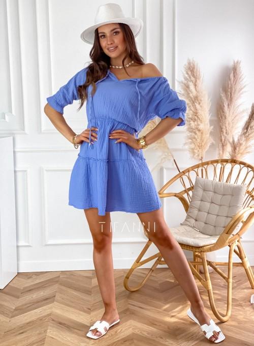Sukienka Luci jeansowa 1