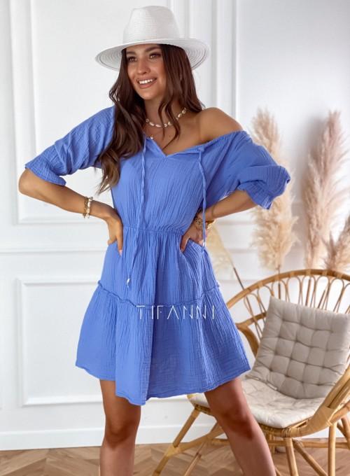 Sukienka Luci jeansowa 3